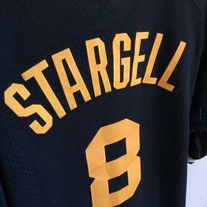 Pirates Jersey Adult 3XL Stargell 8 Baseball